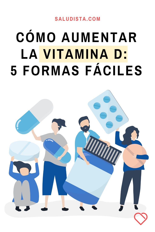 Cómo aumentar la vitamina D: 5 formas fáciles