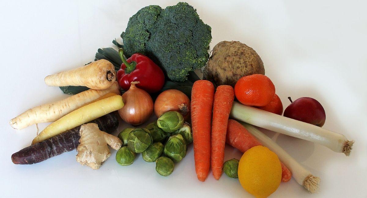 ¿Por qué 5 raciones de frutas y verduras al día?