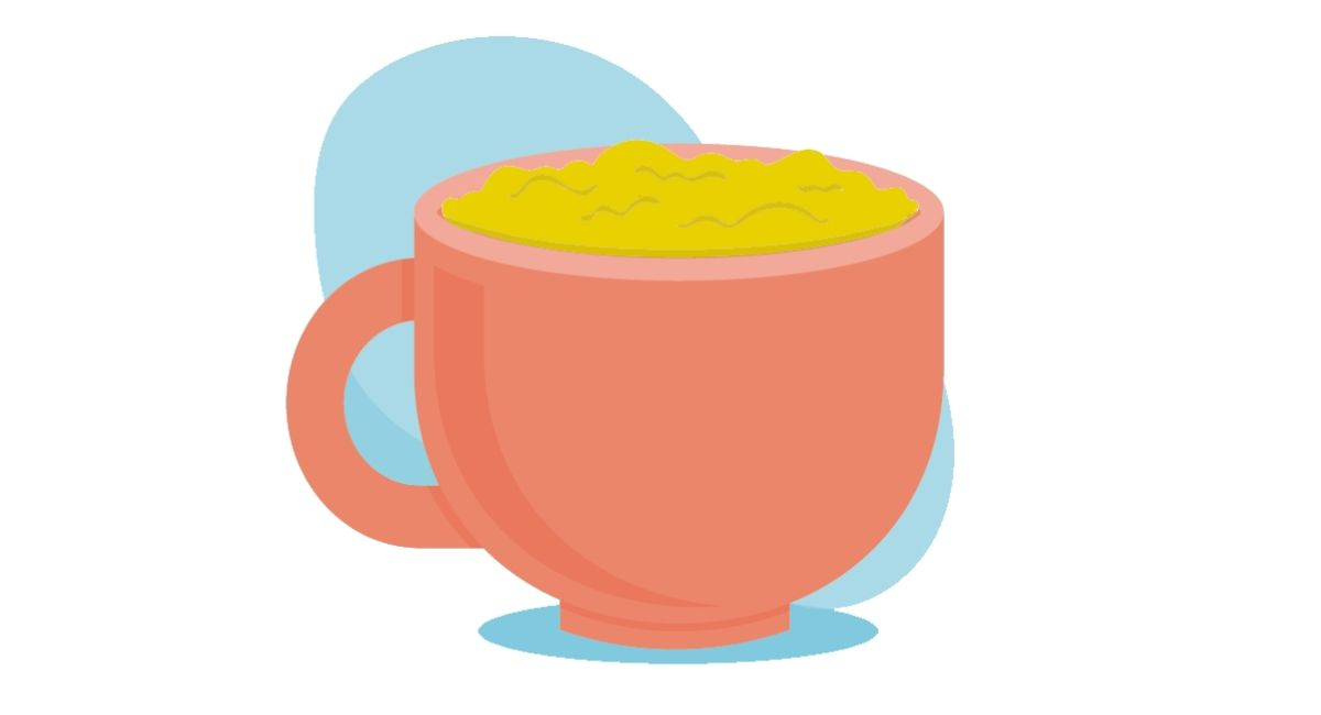 7 beneficios para la salud de la leche dorada