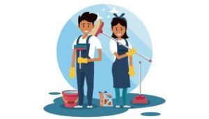 Cómo limpiar las zonas más tocadas de su casa