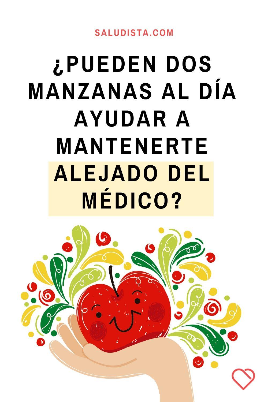 ¿Pueden dos manzanas al día ayudar a mantenerte alejado del médico?