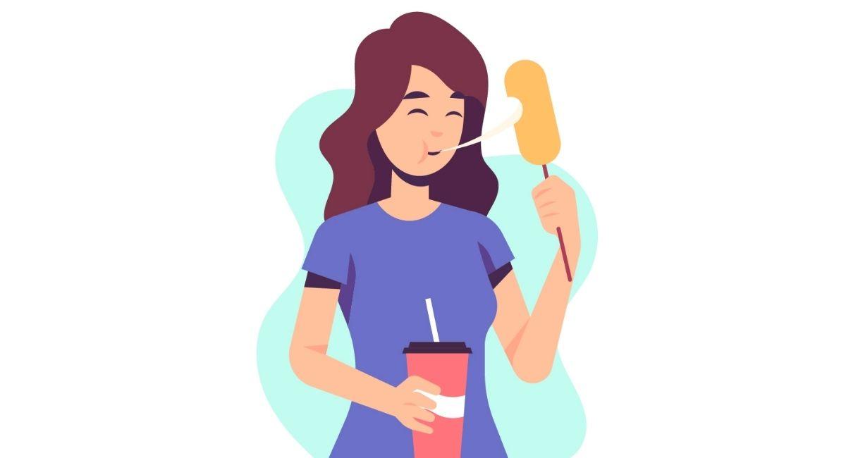5 técnicas para detener la alimentación emocional