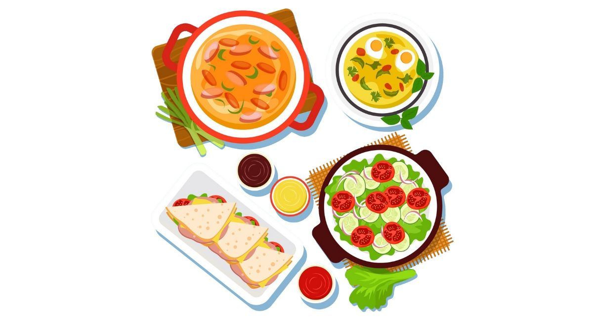 4 ideas de comida rápida y saludable