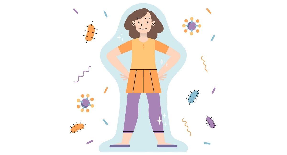 4 cosas que puedes comer para fortalecer el sistema inmunológico