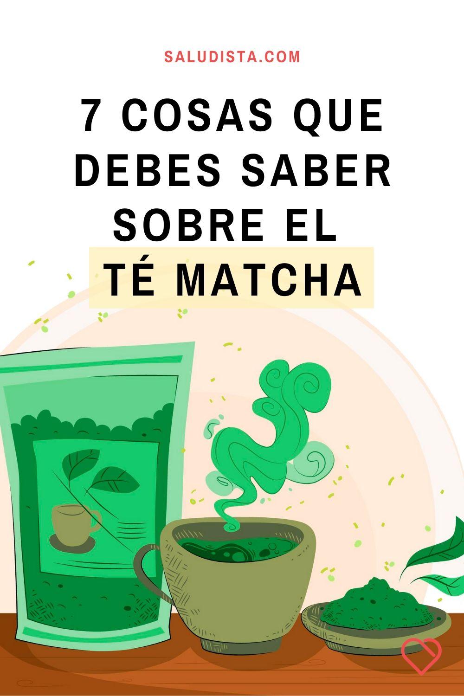 7 cosas que debes saber sobre el té Matcha