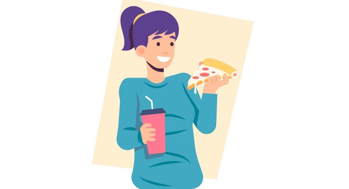 4 ideas para romper un hábito alimenticio poco saludable