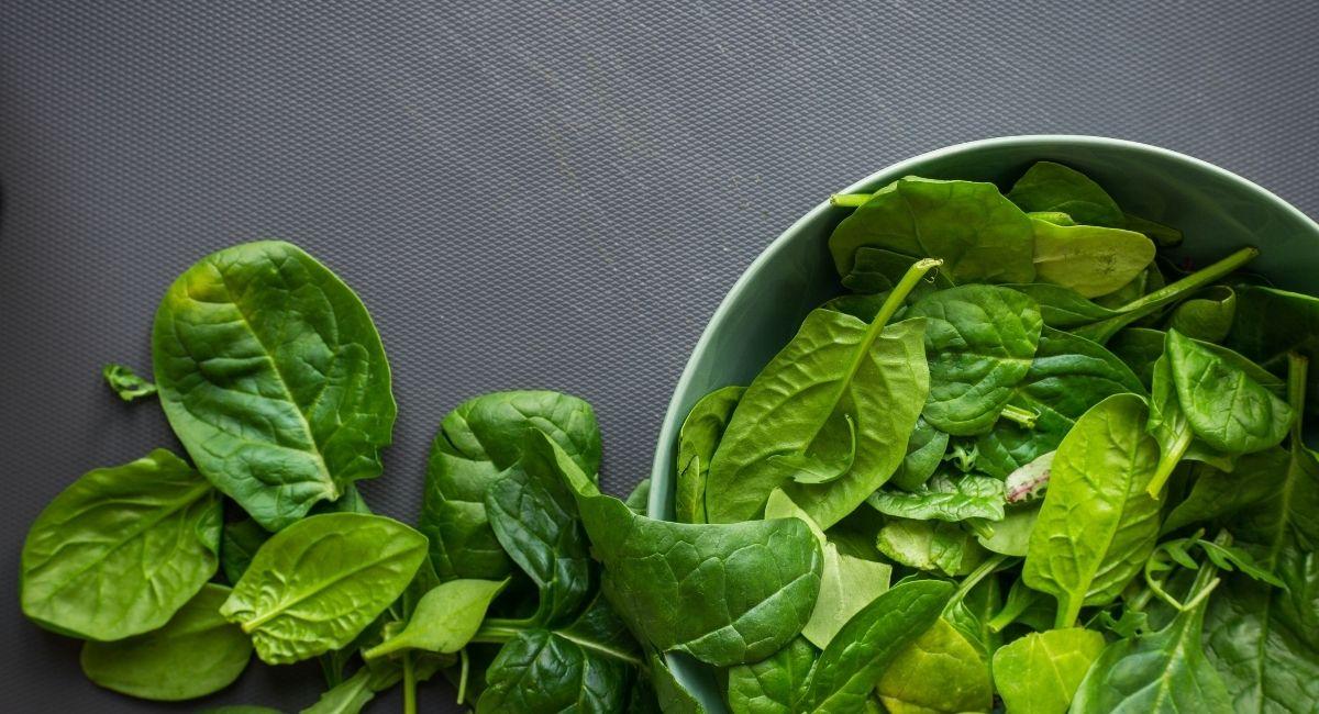 6 Beneficios de las espinacas, según un nutricionista