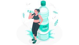 10 cosas que suceden cuando tu cuerpo tiene falta de agua