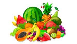 15 Frutas para adelgazar
