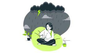 5 Hábitos que perjudican la salud mental