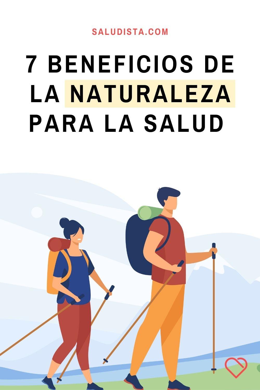 7 beneficios de la naturaleza para la salud