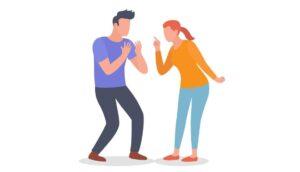 ¿Discutes con tu pareja? Este ejercicio te puede ayudar