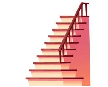 Plan de ejercicios subiendo escaleras