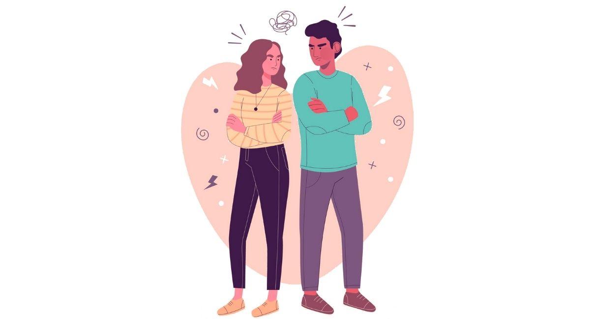 5 Señales de una relación tóxica