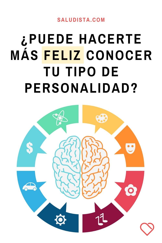 ¿Puede hacerte más feliz conocer tu tipo de personalidad?