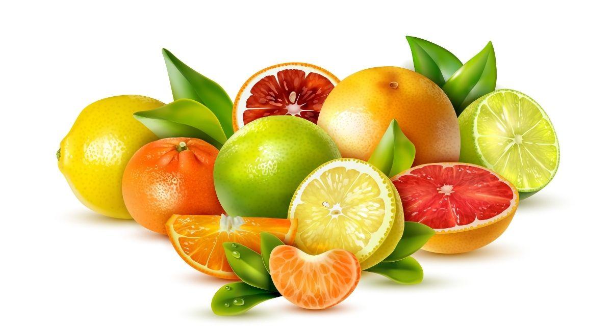 Los 10 Alimentos con más vitamina C
