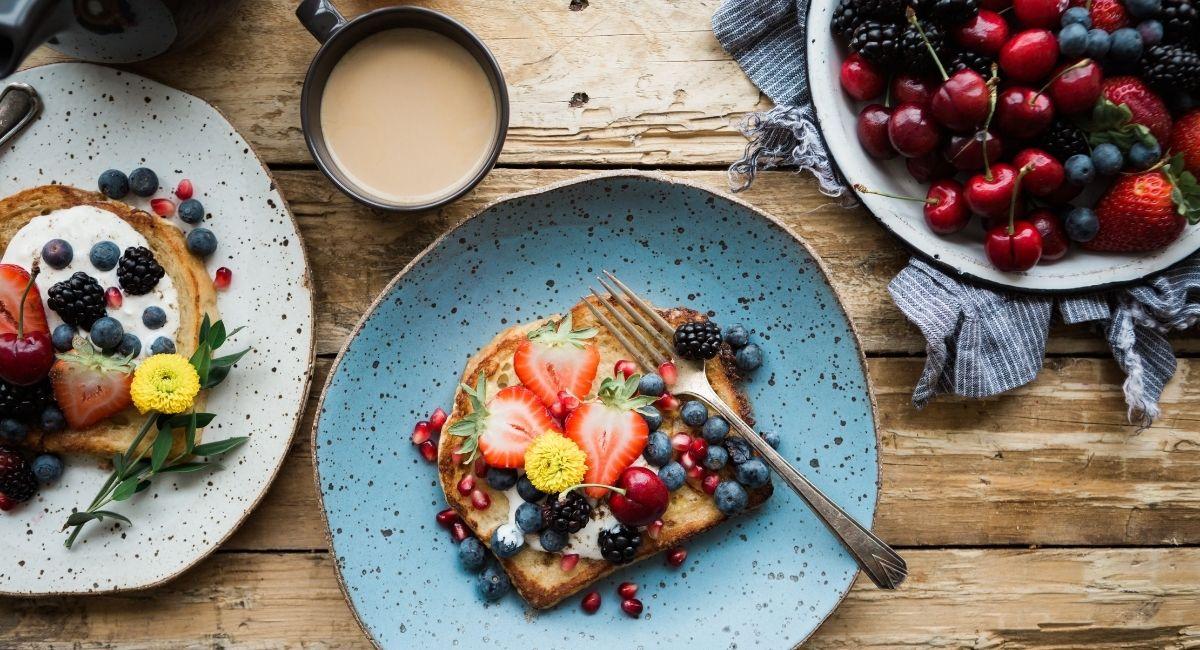5 desayunos ricos en proteínas para impulsar su pérdida de peso