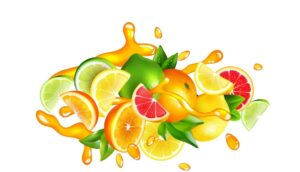 Las 10 frutas con más calcio