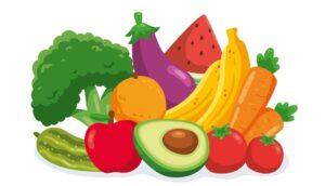 Las 10 frutas con más potasio