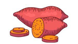 7 Propiedades de la batata para la salud