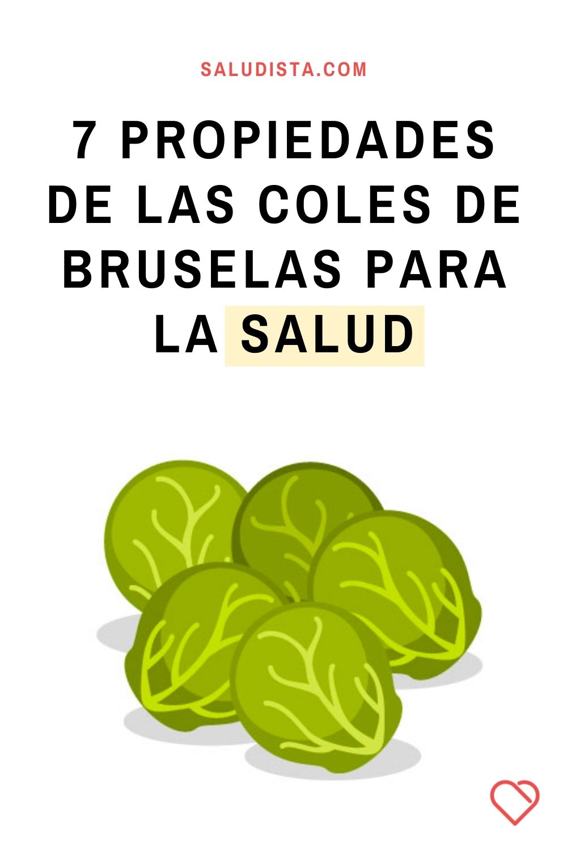 7 Propiedades de las coles de Bruselas para la salud
