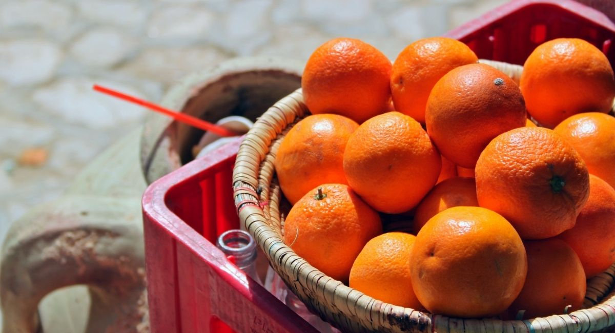 4 Propiedades de las mandarinas para la salud