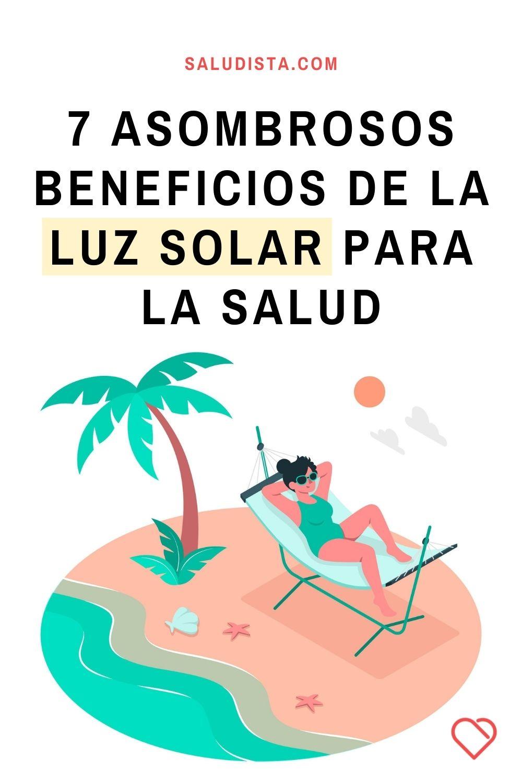7 asombrosos beneficios de la luz solar para la salud