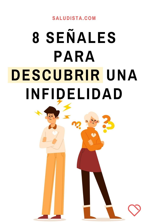 8 señales para descubrir una infidelidad