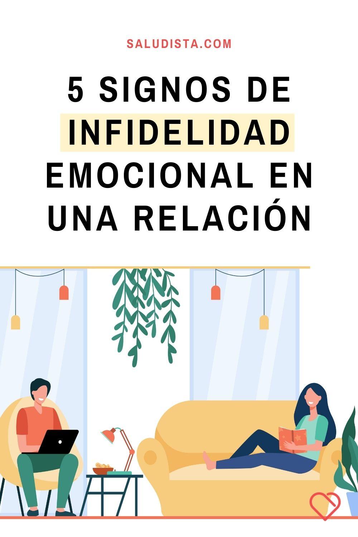 5 signos de infidelidad emocional en una relación