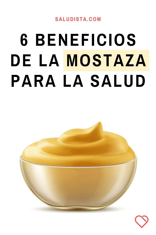 6 beneficios de la mostaza para la salud