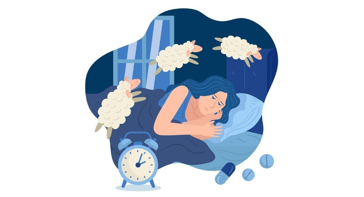 7 formas naturales de combatir el insomnio