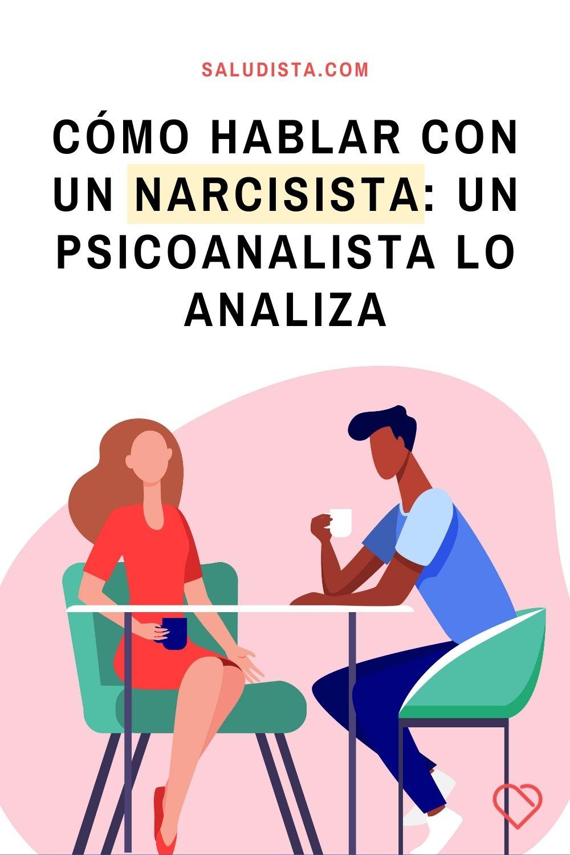 Cómo hablar con un narcisista: un psicoanalista lo analiza