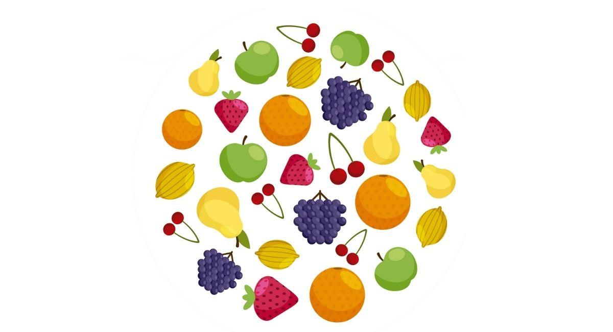 Las 20 frutas más saludables para estar más en forma