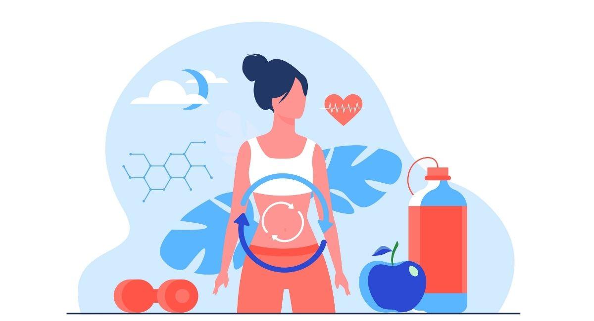 ¿Te sientes lleno? Prueba este masaje ayurvédico de vientre para la digestión