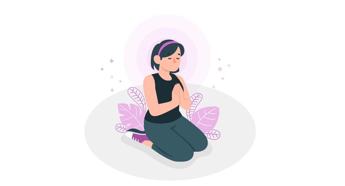 5 hábitos que detienen el pensamiento negativo