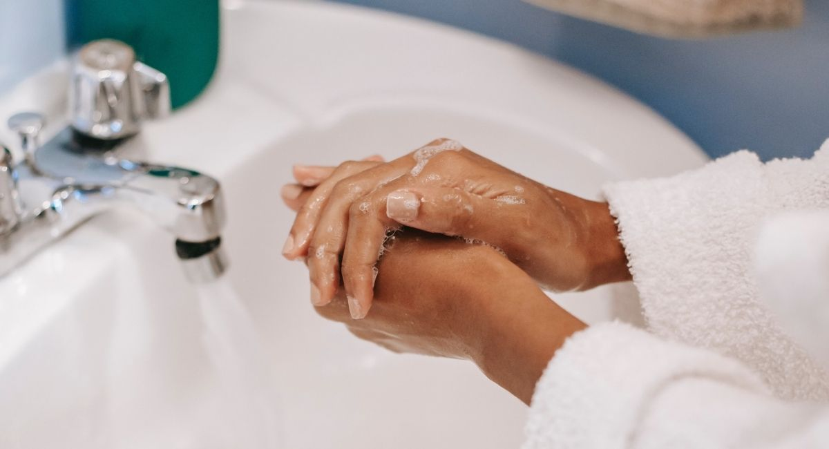 Esto es lo que ocurre por no lavarse las manos