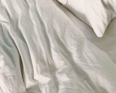 11 Peligros para la salud al no lavar las sábanas