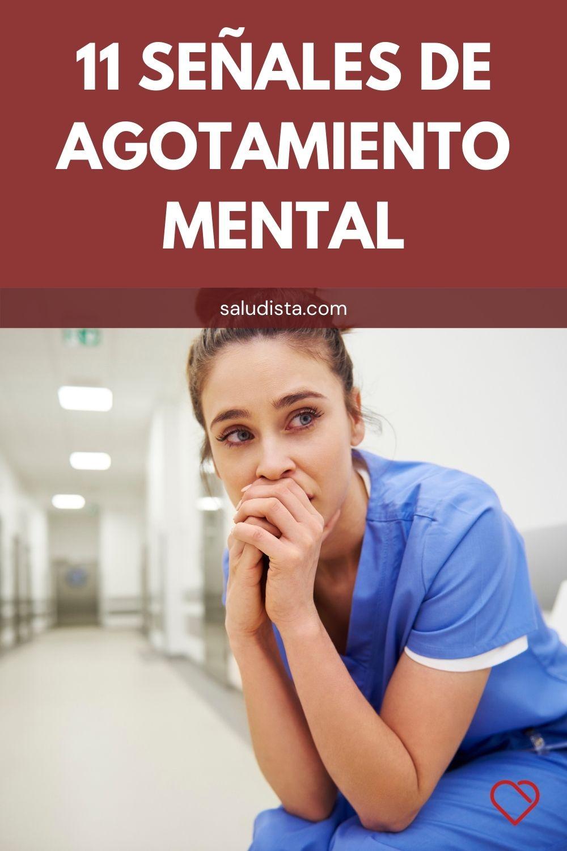 11 Señales de agotamiento mental