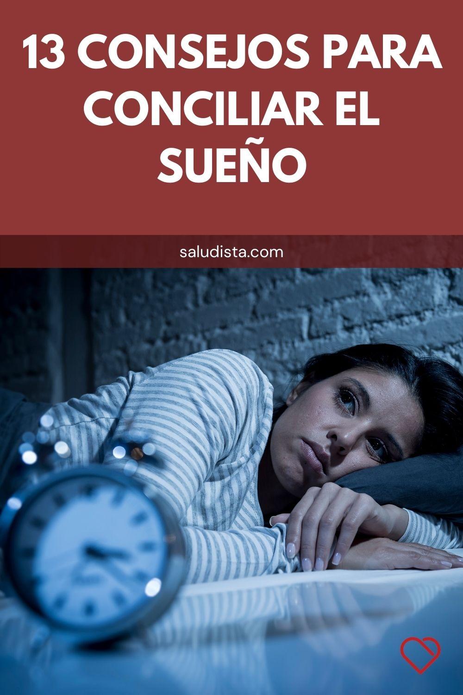 13 Consejos para conciliar el sueño