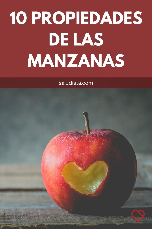 10 propiedades de las manzanas