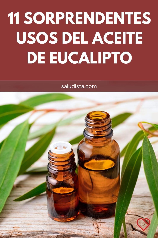 11 Sorprendentes usos del aceite de eucalipto