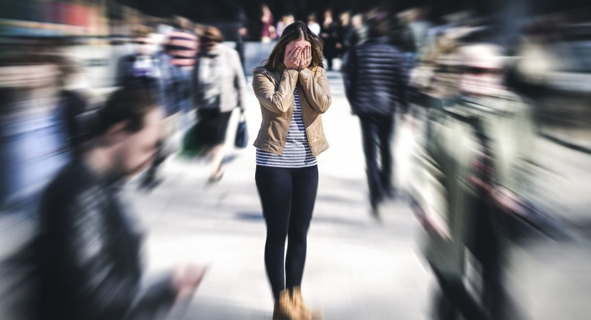 Ataque de pánico: síntomas, causas y tratamientos