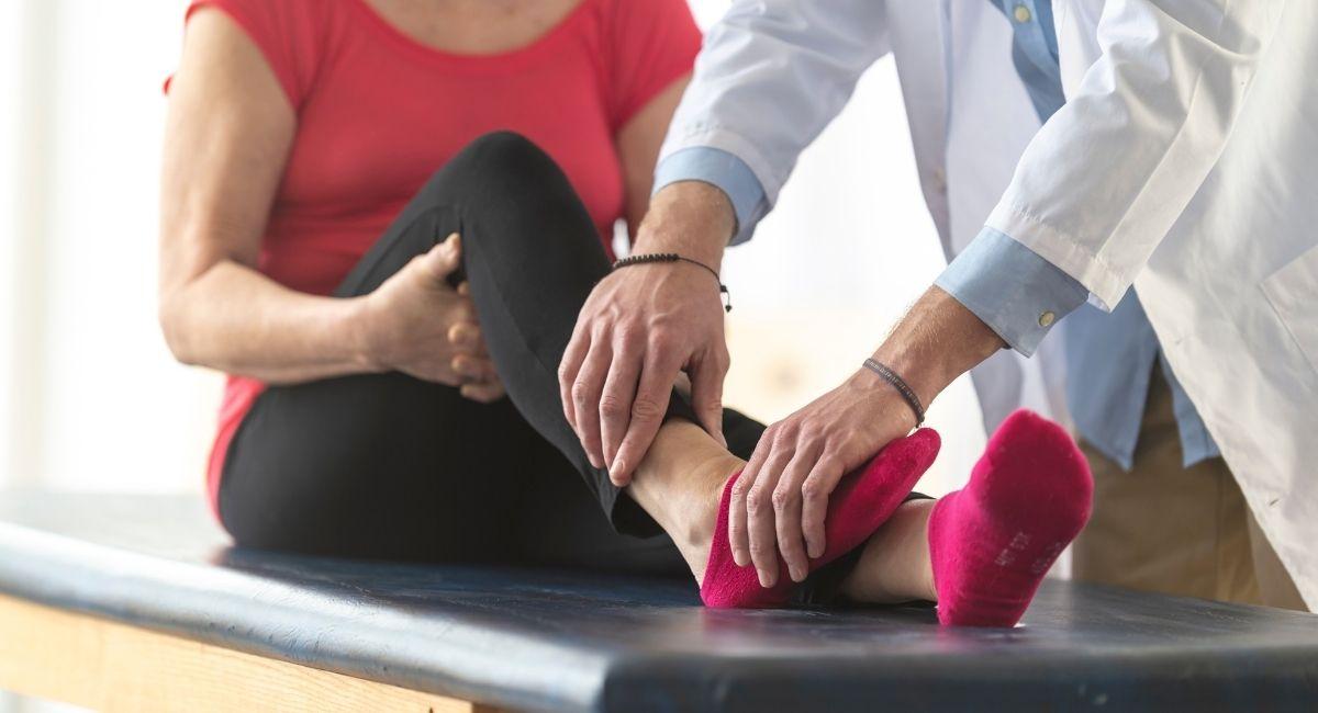 15 Posibles causas del dolor de tobillo
