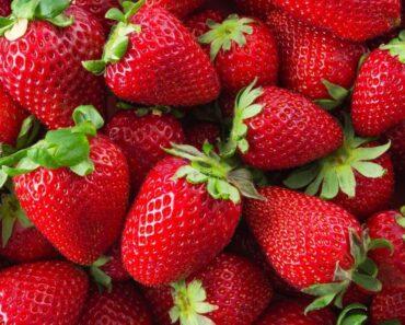 Las 10 frutas con menos carbohidratos