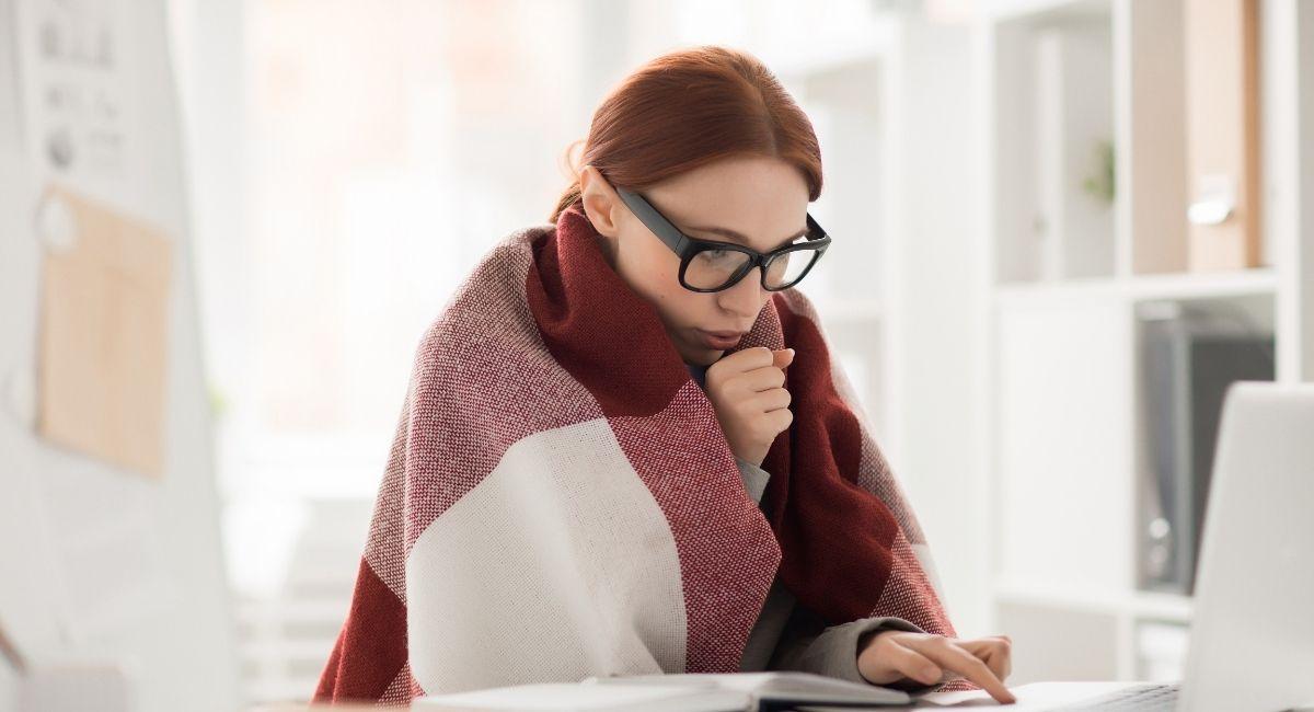 13 razones por las que puedes tener frío siempre