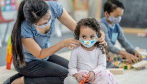 Pistas de un trastorno poco común que afecta a los niños con COVID-19