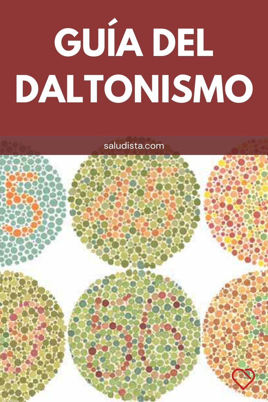 Guía del daltonismo