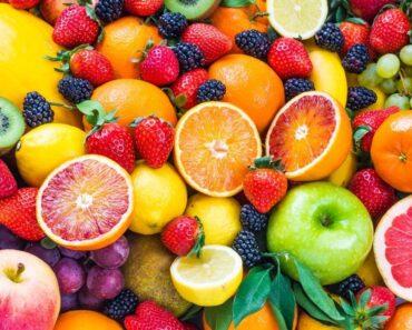 ¿Está la fruta madura? Guía para elegir la fruta