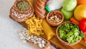 12 Nutrientes necesarios al envejecer
