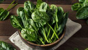 11 Propiedades de las espinacas para la salud